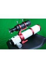 William Optics GTF81Five-Element 81mm Apo Refractor with Built-In Flattener & DDG Focuser with 50mm finder