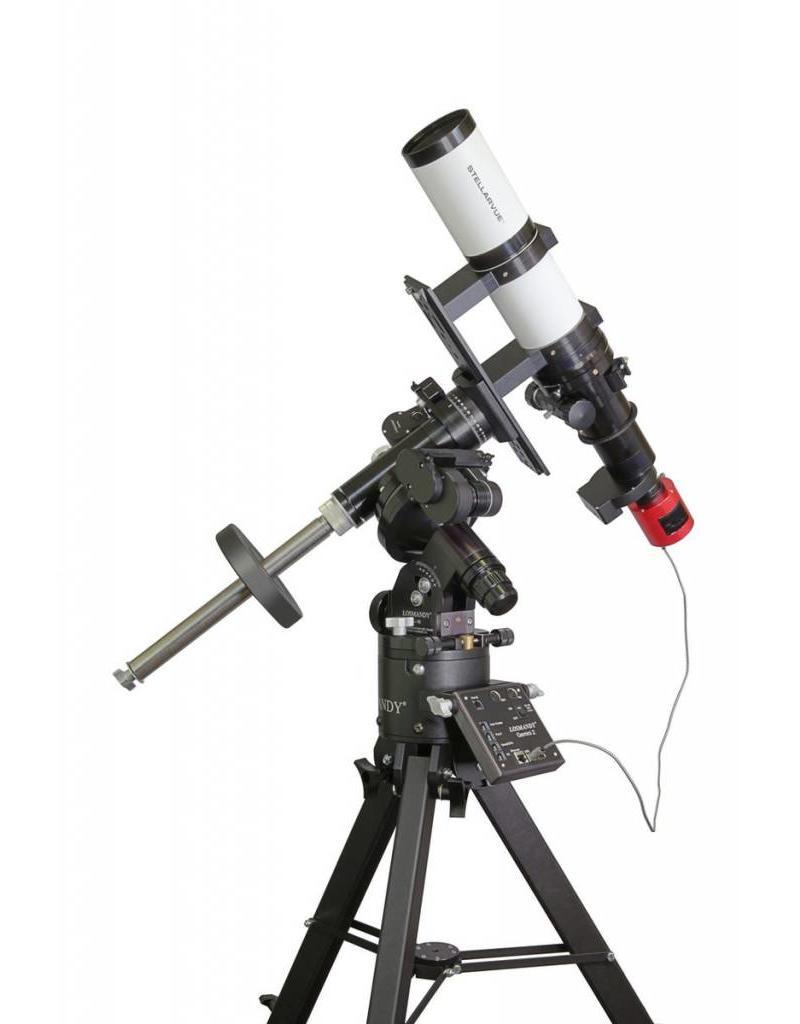 Stellarvue Stellarvue SVX080T-3SV Premier Apochromatic Triplet Refractor