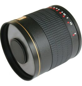 Rokinon 800mm f/8.0 Mirror T-Mount Lens (Black) (DISPLAY MODEL)