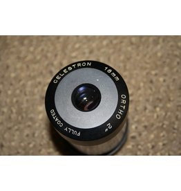 """Celestron 18mm 2"""" Orthoscopic (Pre-owned)"""