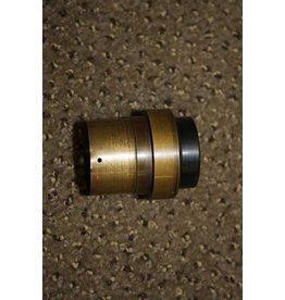 "Vintage Unbranded Brass 1.25"" Eyepiece (Brandon?) ("