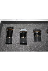 Pentax .965 SMC & XP Ortho Set of 9 Eyepieces (Pre-owned)