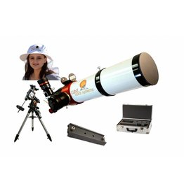 Lunt Lunt 80mm Solar Telescope Coastal Package
