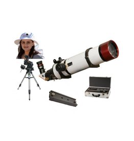 Lunt Lunt 100mm Solar Telescope High Desert Package