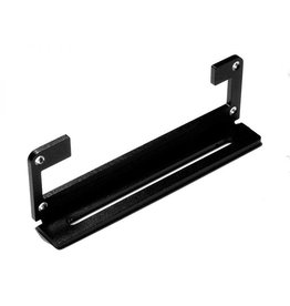 Pegasus Astro Pegasus Astro Pair of Black Aluminum Dovetail Brackets for UPB v2