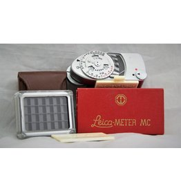 Leica Meter MC with Incident light attachment and original box