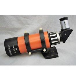 University Optics Vintage 8x50 RA Finderscope with Bracket (Original Orange C8 Color) (Pre-owned)