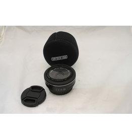 Canon Canon 40mm F/2.8 STM Black Pancake EF Mount Macro Lens (Pre-owned)