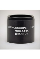 "Brandon 1.25"" Magic Dakin Barlow with Standard 1.25"" Thread - 1.25x Magnification"