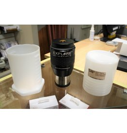 "Explore Scientific Explore Scientific 25mm - 100° Argon Purged Waterproof 2"" Eyepiece (DISPLAY)"