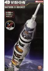 4D Vision Saturn V Rocket Model