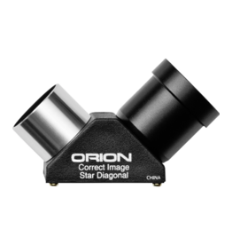 "Orion 1.25"" Correct-Image Star Telescope Diagonal"