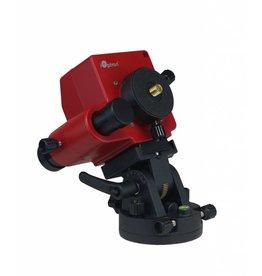 iOptron iOptron Skytracker Pro mount, camera mount plate, and polar finderscope