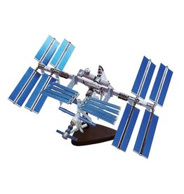 4D Puzzle International Space Station
