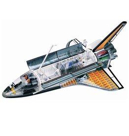 4D Vision Space Shuttle Model