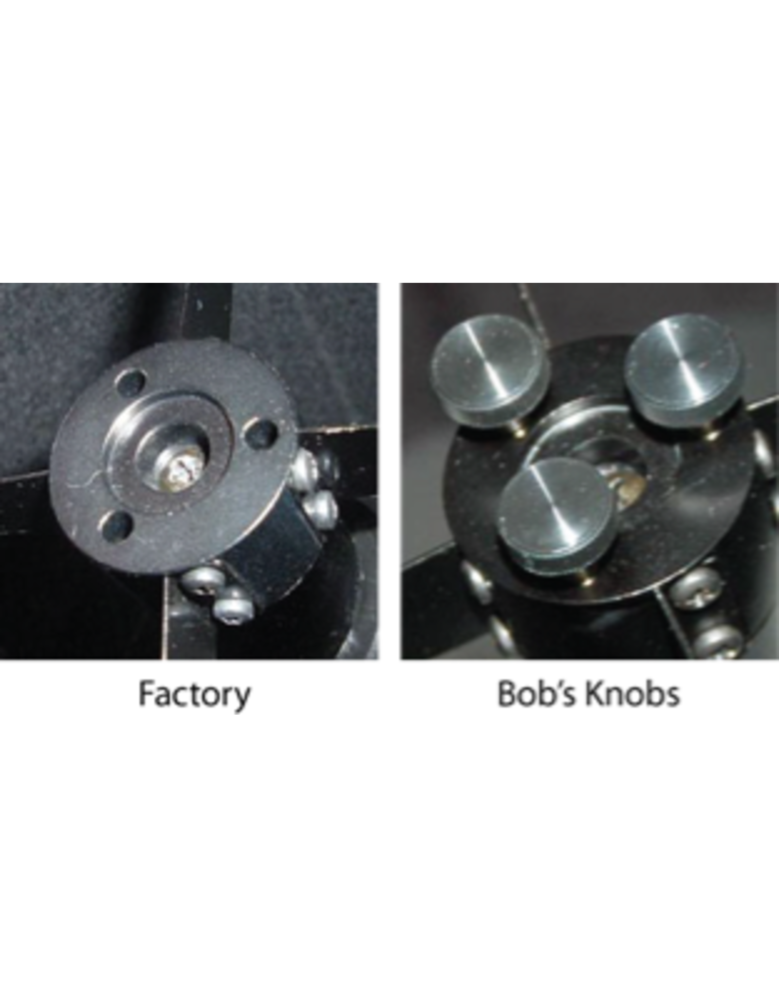 Bob's Knobs CNsec35 Knobs for Newtonian Secondary Set Screw