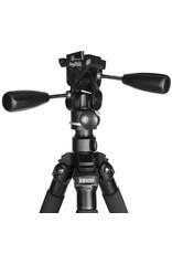 "Bower Bower VT6500 Heavy Duty 65"" Steady Lift series Tripod with 3 way head"