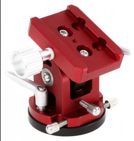 William Optics WO Vixen style base mount & Extension Bar for iOptron Skyguider Pro
