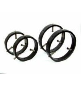 "Baader Planetarium Baader 5"" Guidescope Rings for 60 mm - 110 mm OD Scopes"