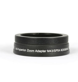 Baader Planetarium Baader DT Rings to Hyperion Zoom Eyepiece Adapter - M43/SP54