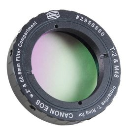 Baader Planetarium Baader EOS Protective Wide T-Ring with Clear Filter