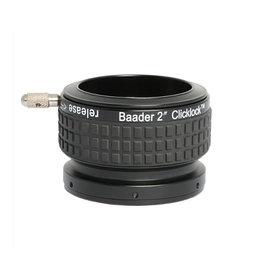 "Baader Planetarium Baader 2"" Clicklock Eyepiece Clamp S57/ Newton Ring-Dovetail, (Celestron/Skywatcher)"
