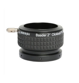 """Baader Planetarium Baader 2"""" ClickLock Eyepiece Clamp for Takahashi Sky90 M64 Threa"""