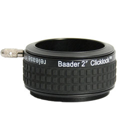"Baader Planetarium Baader 2"" ClickLock Clamp for Vixen Refractors (M60 Thread)"