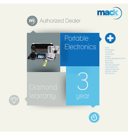 3YR Diamond Warranty for Products Costing less than $250