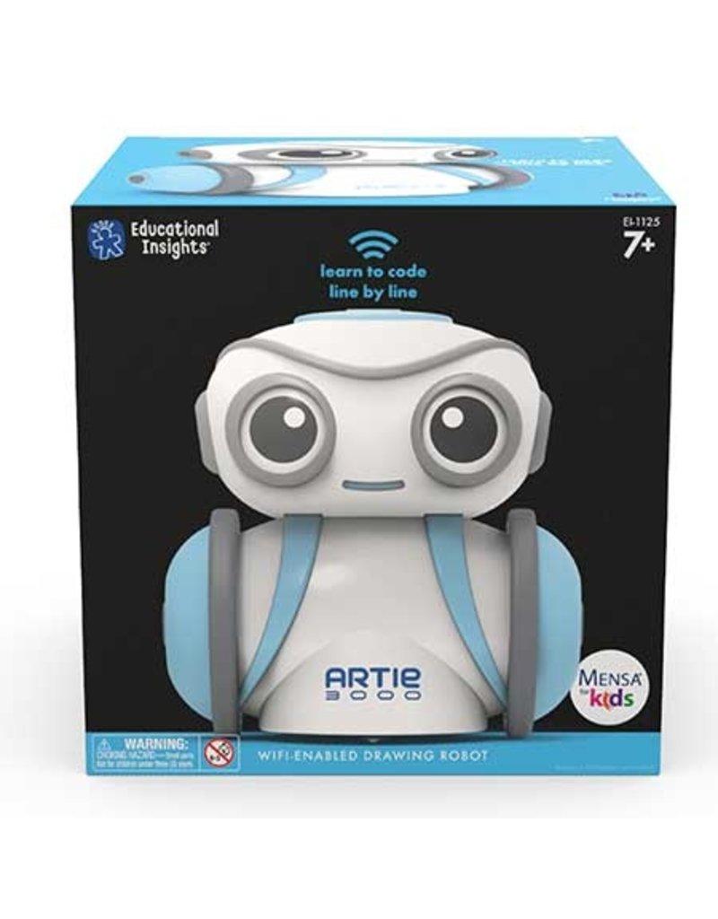 Artie 3000 The Coding Robot