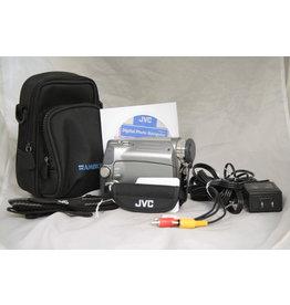 JVC JVC GR-D796U Camcorder - Silver (Pre-owned)