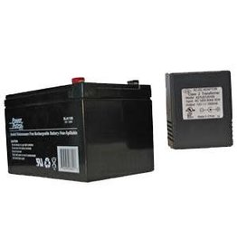 Takahashi Takahashi 12V/12AH Gel Cell Battery with Charger