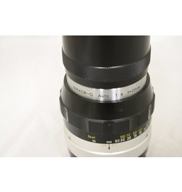 Nikon Nikkor-Q 200mm f4 (Pre-owned)