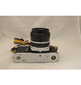Nikon Nikon FE with 50mm f2 (Pre-owned)
