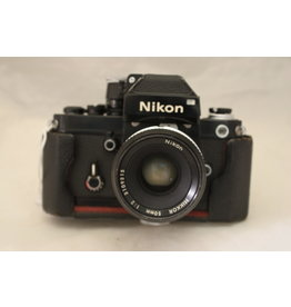 Nikon Nikon F2 with 50mm f2 (Pre-owned)