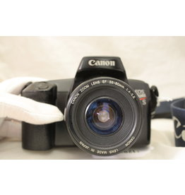 Canon Rebel S with 35-80 lens and case