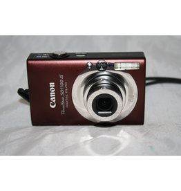 Canon Canon Powershot SD1100IS 8MP Digital Elph Camera (Pre-owned)