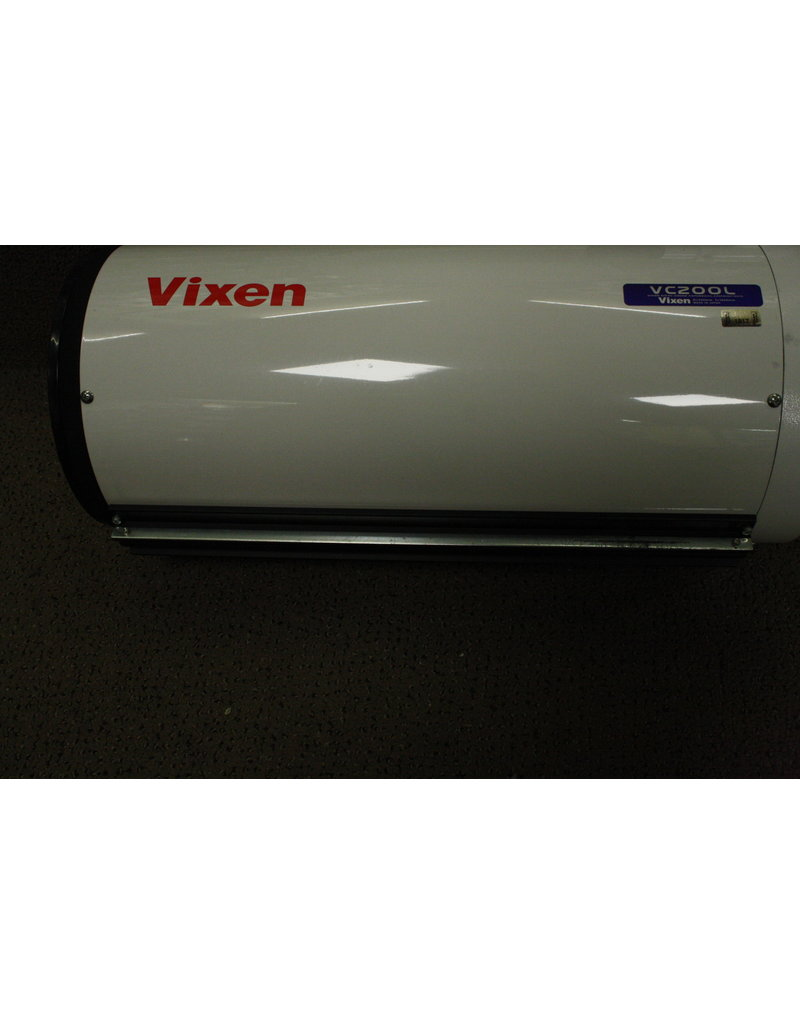 Vixen Vixen VC200L Reflector Telescope Item #2632 with case & 50mm finder & bracket(Pre-owned)