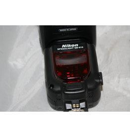 Nikon Nikon SB-910 Speedlight Flash w/ Case + Diffuser (Pre-owned)