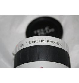 Kenko 2x Teleplus Pro 300 Teleconverter Nikon AFs #919