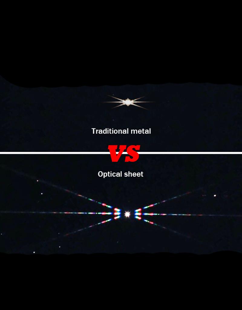William Optics William Optics Diffraction Spikes Bahtinov Mask for 105mm-148mm Dew Shields - BM-DS-GR55