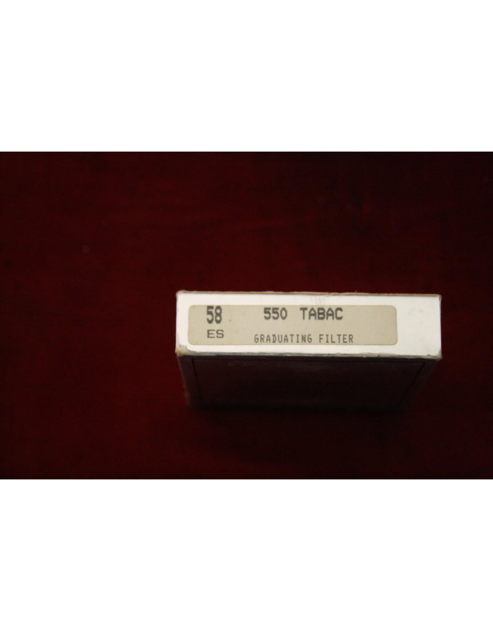 B+W 58mm 550 Tabac Graduating Filter