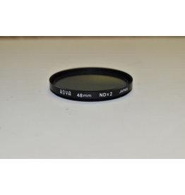 "Hoya 2"" Moon Filter (NDx2 - 50% Transmission)"