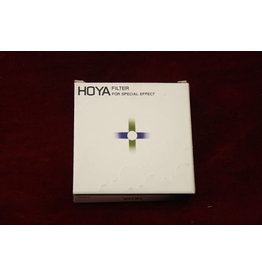 Hoya 49mm Half Color Blue Filter