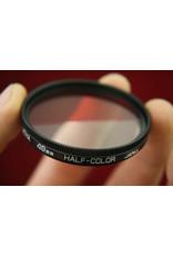 Hoya 49mm Half Color Red