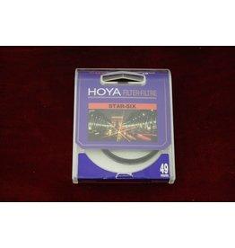 Hoya 49mm Star-Six Filter