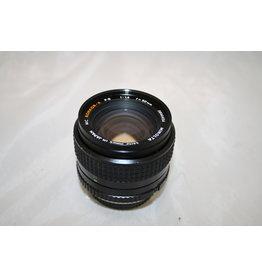 Konica Minolta Minolta 50mm F/1.4 Rokkor-X PG MC Mount Manual Focus Lens