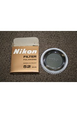 Nikon 52mm Polarizer Made in Japan