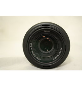Nikon Nikon AF-s DX ED 55-200mm f4/5.6G (Pre-owned)