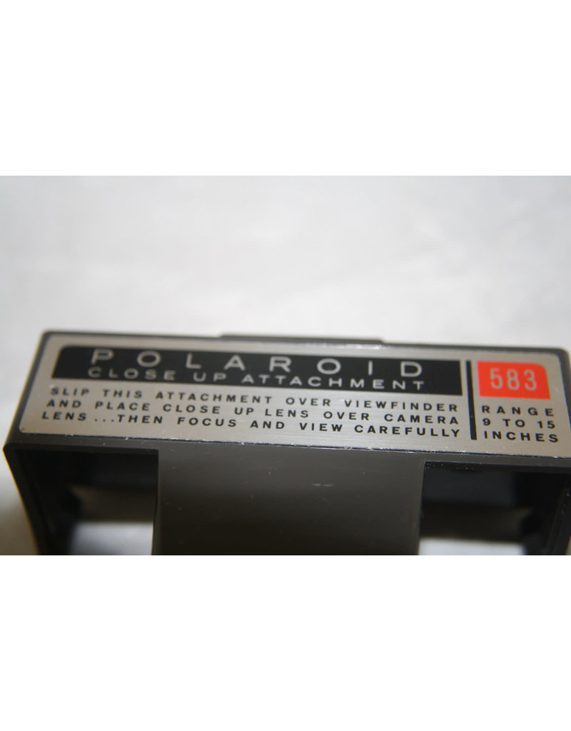 Polaroid Close-up kit #583 (Pre-owned)